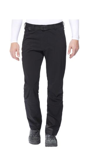 axant Alps - Pantalones de Trekking Hombre - negro